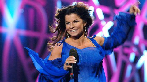 """Carola tog år 2006 hem sin tredje vinst i Melodifestivalen med """"Evighet""""."""