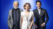 David Lindgren, Clara Henry och Hasse Andersson är programledare för Melodifestivalen 2017