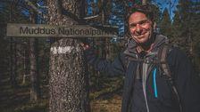 Anders Lundins barndomsdröm var att en gång besöka Muddus Nationalpark.