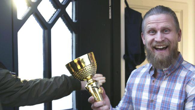 Josef Londén har filmat årets bästa tittarfilm i Mitt i naturens tävling.