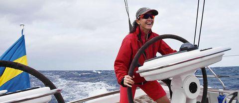 """Pia Hultgren seglar jorden runt. Följ henne i bloggen """"Pias äventyr"""" på Mitt i naturen."""