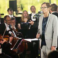 Olle Ljungström och Dalasymfoniettan.