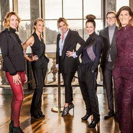 Karin Magnusson, Victoria Dyring, Anne Lundberg, Jessica Gedin, Gustav Källstrand och Cecilia Gralde.