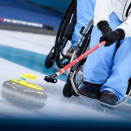 Curling i Paralympics
