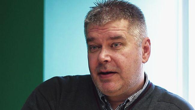 IT-experten Peter Forsman.