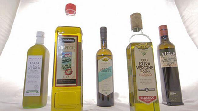 olivolja bra för