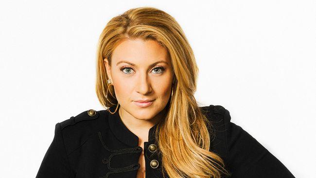 Sarah Dawn: Sarah Dawn Finer Programledare För Inför Eurovision Song