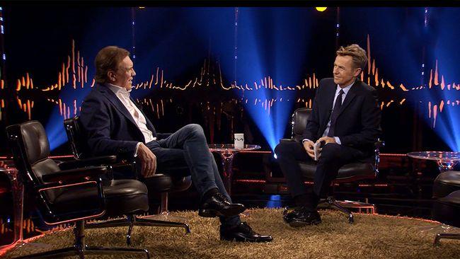 Christer Sjögren och Fredrik Skavlan