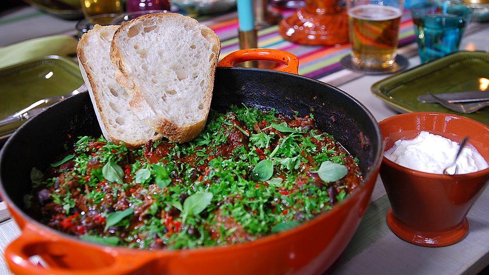 Chili con carne | SVT recept