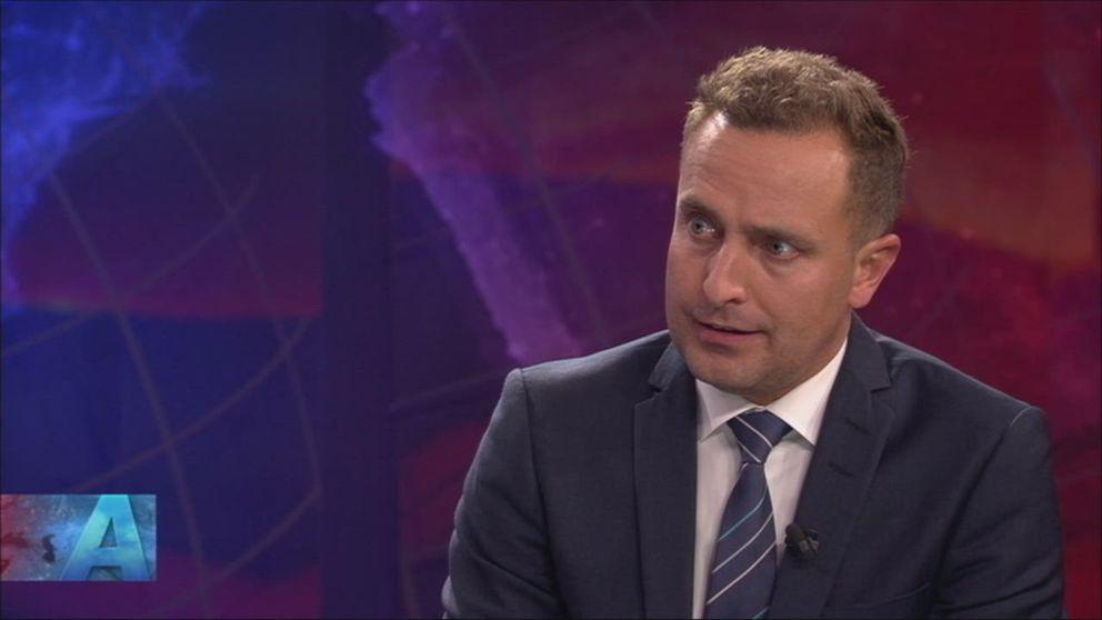 Justitieutskottet Tomas Tobé (M) riktar kritik mot rikspolischefen i kvällens Aktuellt.