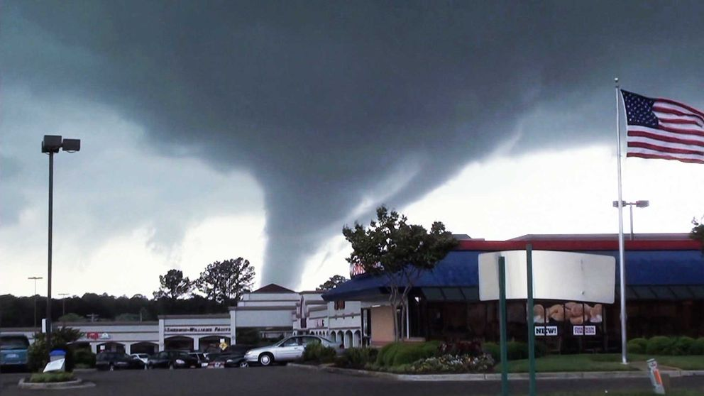 Vilka naturkatastrofer har drabbat jorden hårdast?