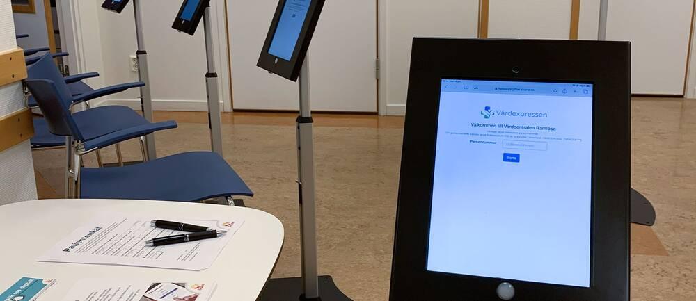 Vårdexpressen testades bland annat på vårdcentralen i Ramlösa i Skåne innan Region Skåne avbröt samarbetet och systemet stoppades.