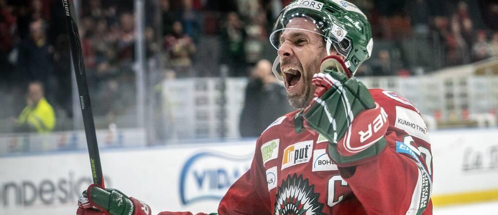 Frölundas Joel Lundqvist.