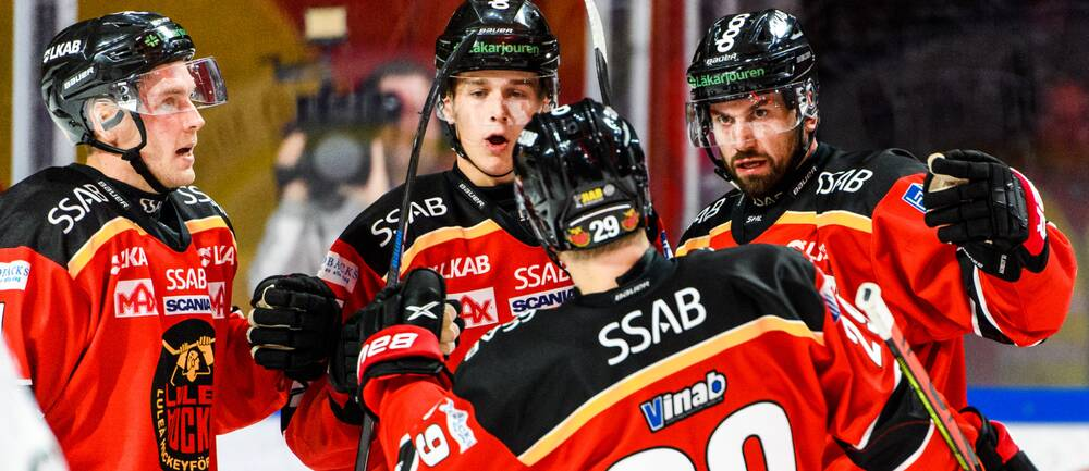 Luleå vann enkelt mot Färjestad i premiären.