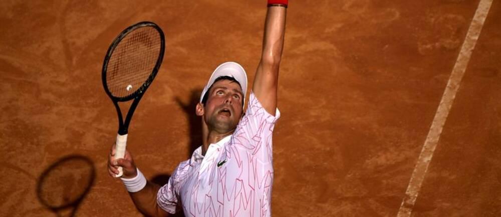 Djokovic en vinnare i Rom – igen