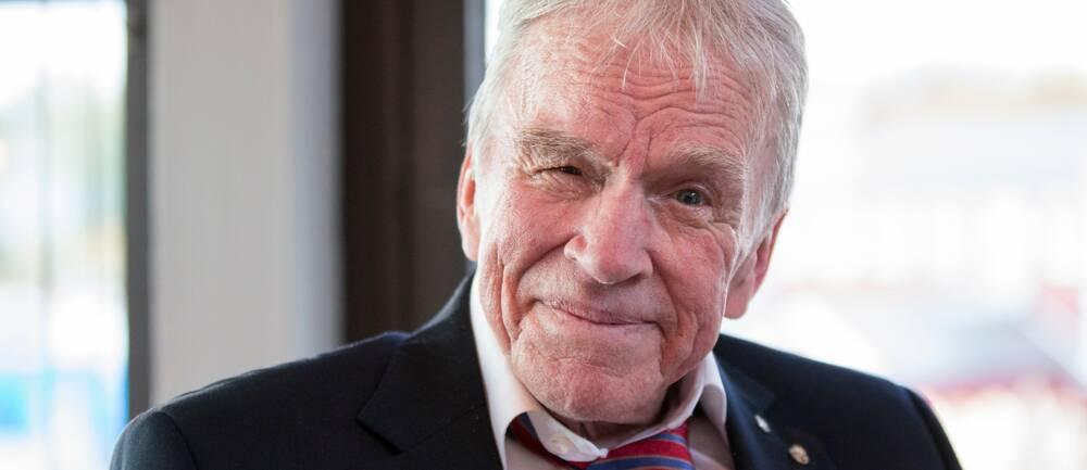 Agne Simonsson död – blev 84 år