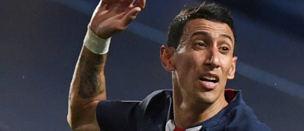 PSG:s Angel Di Maria stängs av i fyra matcher.