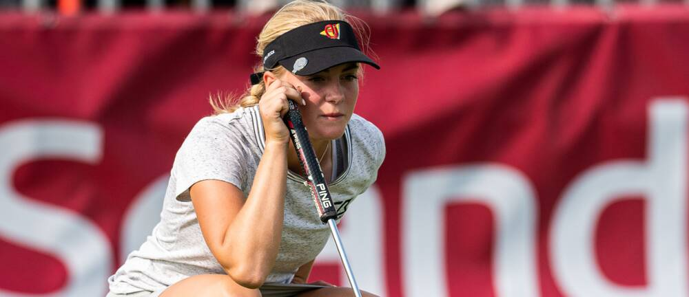 Julia Engström får göra debut i PGA-mästerskapet