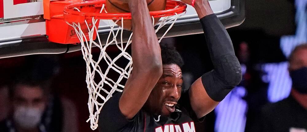 Miami och Bam Adebayo (bilden) är klart för NBA-final
