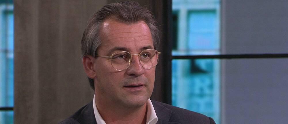 Sasja Beslik, chef på hållbara finanser på en schweizisk privatbank.