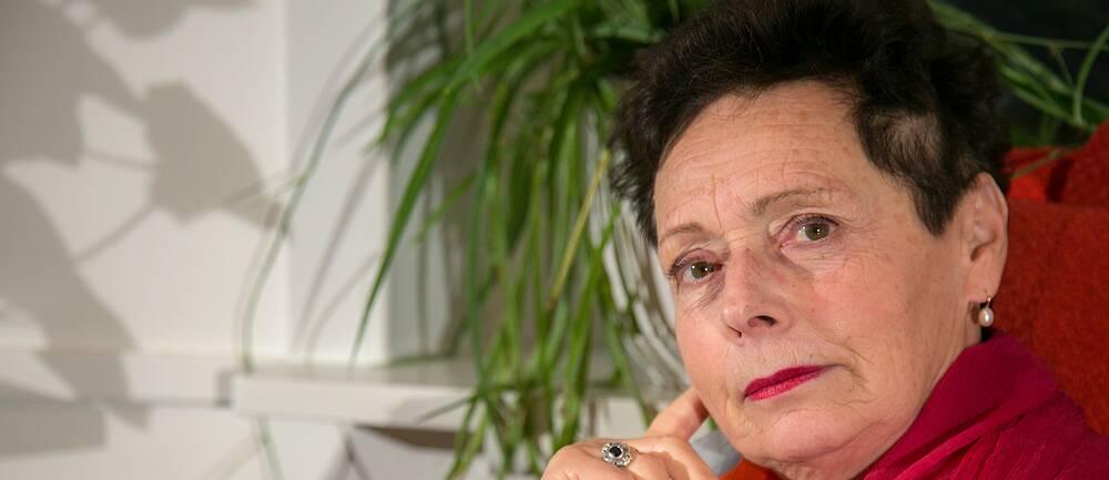 Bokförläggaren Dorotea Bromberg.