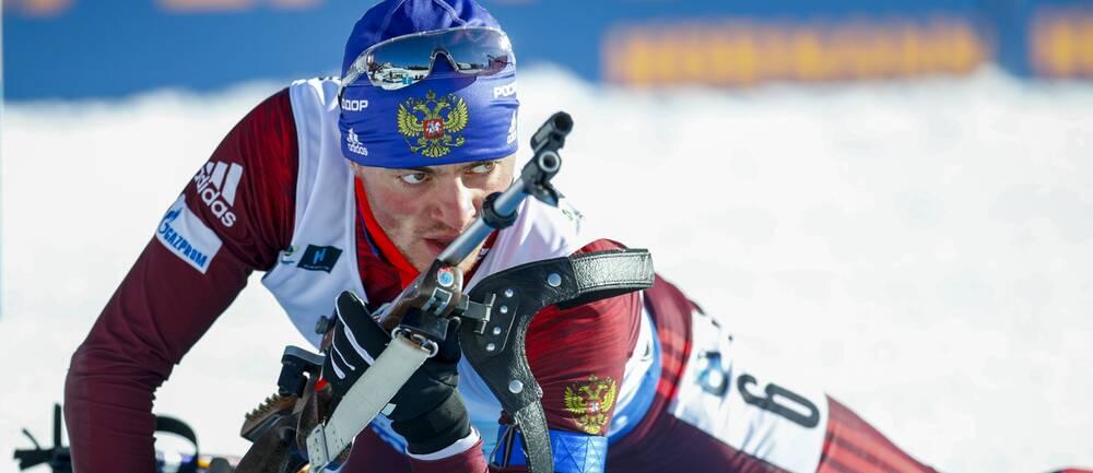 Rysslands Anton Babikov har testats positivt för covid-19.