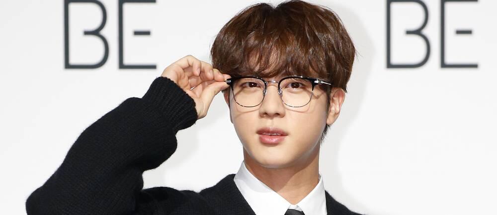 BTS-medlemmen Kim Seok-Jin.