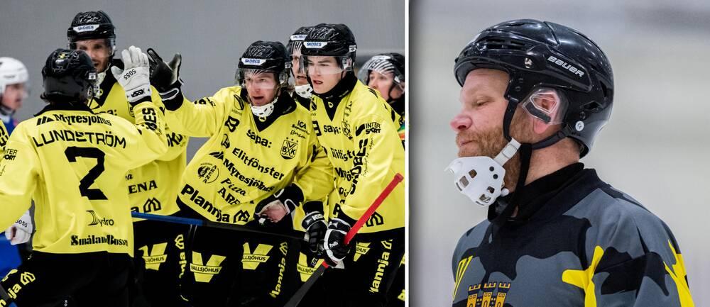 Vetlanda fick jubla i rekordmatchen mot AIK.