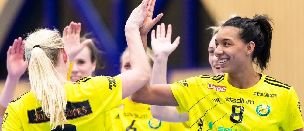 Sävehof fortsätter vinna i SHE – senast i toppmötet med Skuru.