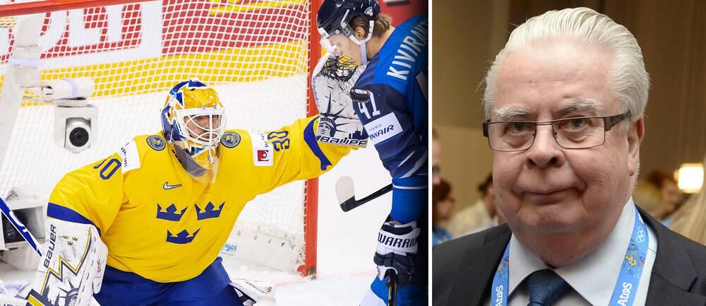 Uppgifter i schweizisk media säger att ishockey-VM kommer att flyttas från Belarus.