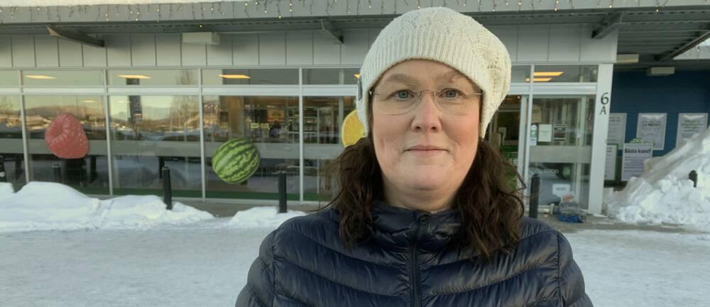 Länsstyrelsens samordnare Susanne Nordin.