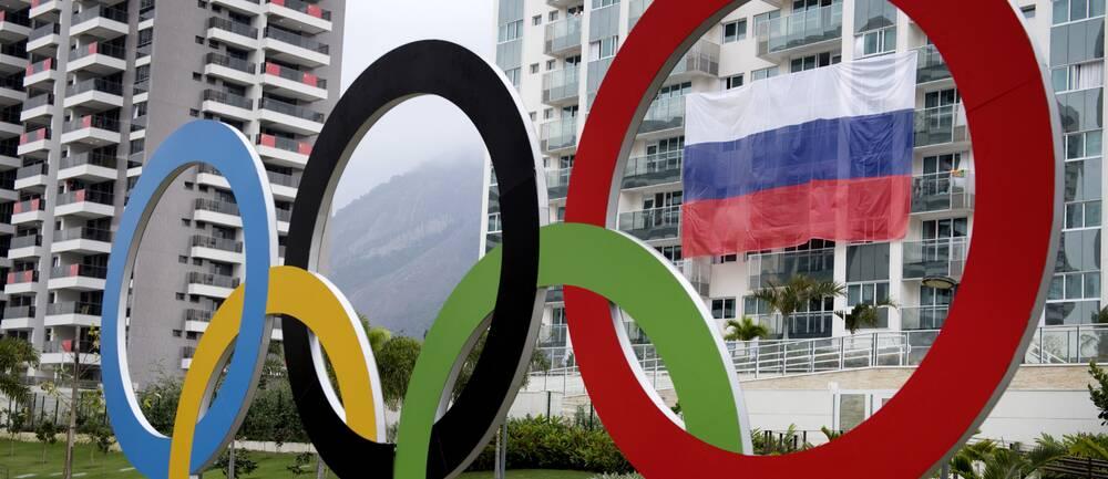 Ryssland har sedan 2015 varit avstängda på grund av allvarliga dopningsbrott.