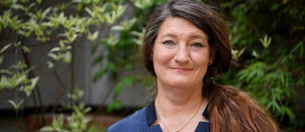 LO:s ordförande Susanna Gideonsson.