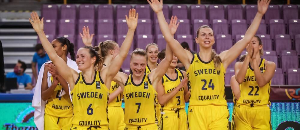 Sverige vann sin EM-kvalgrupp.