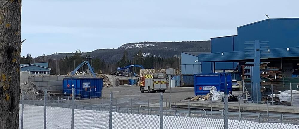 Stena recycling i Timrå
