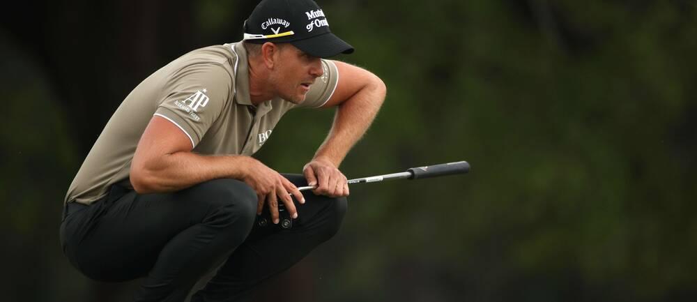 Henrik Stenson klarade cutten på Augusta.