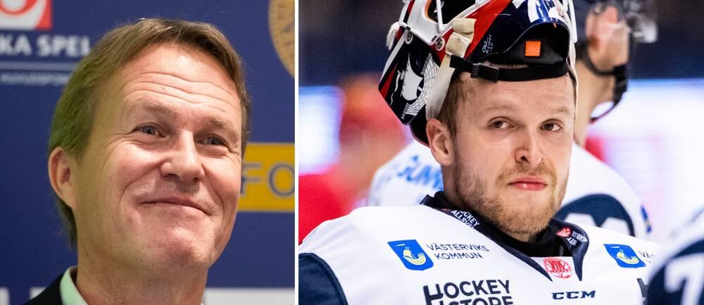 Västerviks Daniel Marmenlind är skrällen i Johan Garpenlövs trupp.