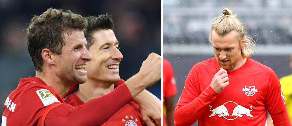 Bayern München är tyska ligamästare igen.