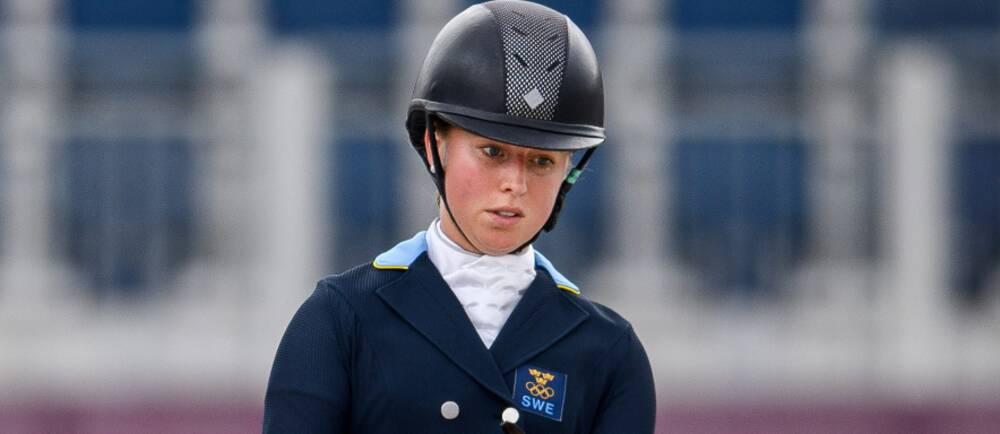 Therese Viklund gjorde en stark OS-debut.