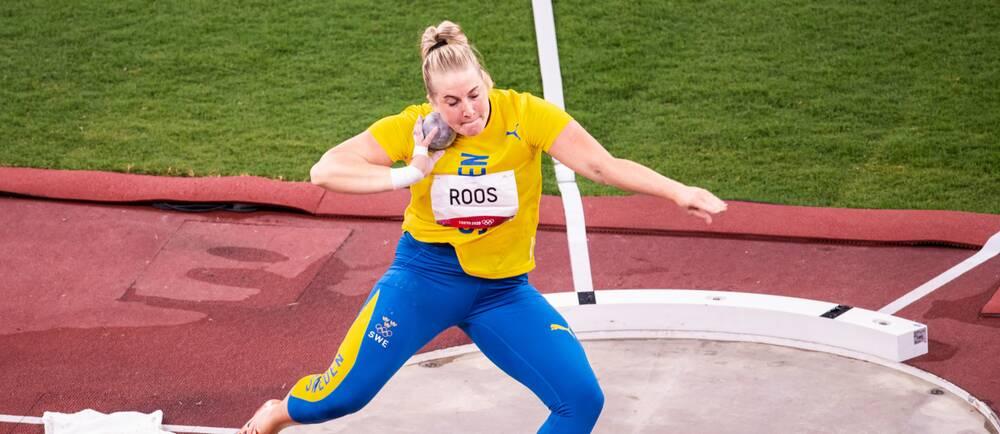 Fanny Roos är vidare till final.