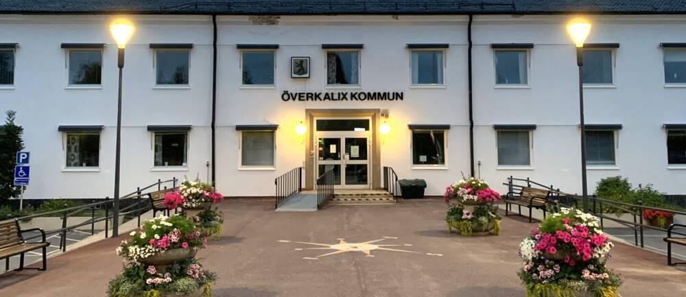 Överkalix kommunhus / Överkalix kommun.