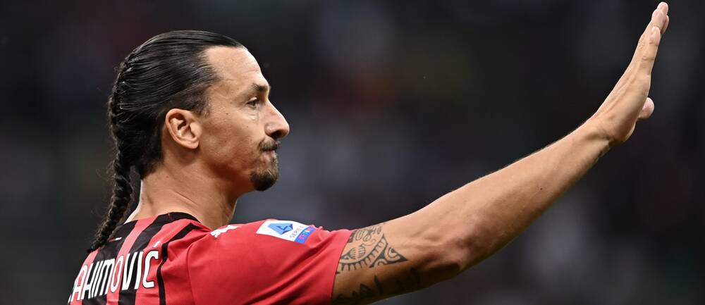 Zlatan Ibrahimovic missar mötet med Juventus.