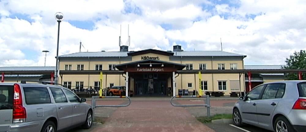 Karlstad airport på väg mot förlust