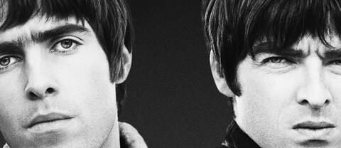 Bröderna Liam och Noel Gallagher.