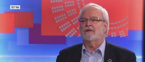 Politik i bokhyllan: Göran Färm (S)