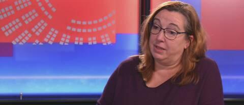 Politik i bokhyllan: Carina Listerborn