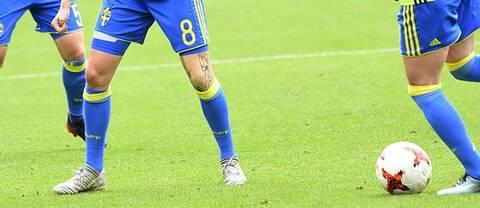 Damlandslaget drar tillbaka anmälan till Fotbolls-EM