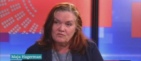 Politik i bokhyllan: Carina Listerborn intervjuas av Anita Kratz om boken Bostadsojämlikhet.