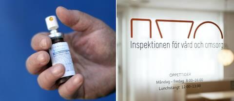 Läkare i Västra Götaland kritiseras av IVO för att ha skrivit ut cannabis på recept