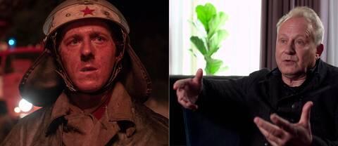 Stellan Skarsgård är en av skådespelarna i den nya HBO-serien Chernobyl.